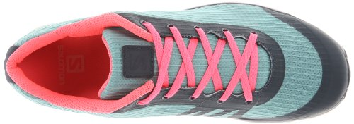Chaussures De Blur Salomon Sport Blue W Pink Colors Spectrum Blue Sense Femme fluorescent deep IqWXwBXnT