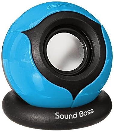 Sound Boss HS-656 Mini (Aux) Computer Speaker