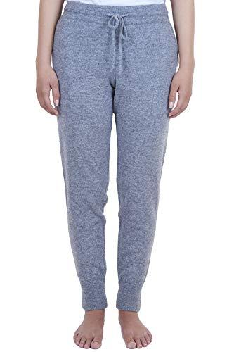 Cash Pantalones Mujer Para Cachemira Yoga mere nbsp; Gris Leggings ch De 100 ppO1Sqr