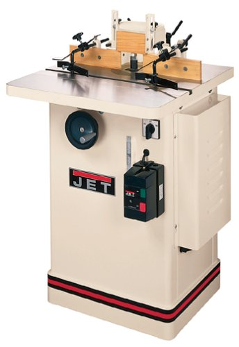 1/2-Inch and 3/4-Inch Interchangeable Spindle 3 Horsepower Shaper (Interchangeable Spindle)