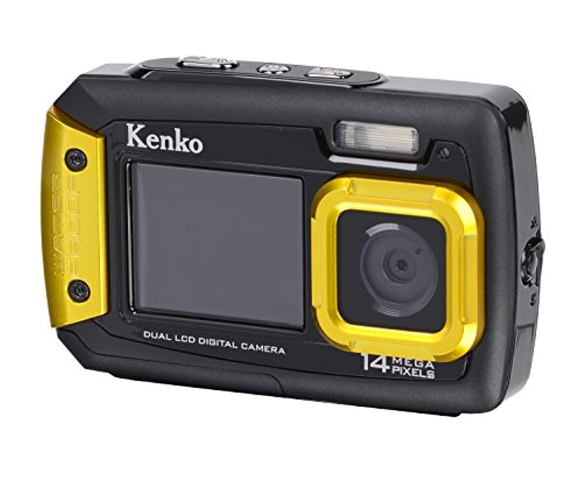 [해외] KENKO 디지털 카메라 DSCPRO14 IP58방수 방진 1.5M내 낙하 충격 듀얼 모니터 탑재 434963