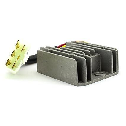 Gleichrichter, 5Draht Motorrad, Universal 2Phase, ideal ...