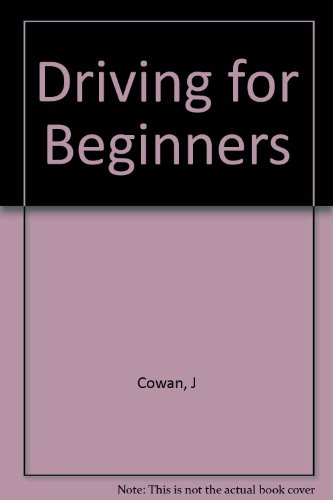 Driving for Beginners
