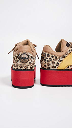 In Eu Alta Sneaker 40 Leopard Buffalo Pelle 1330 Leopard wtHCCaFqxg
