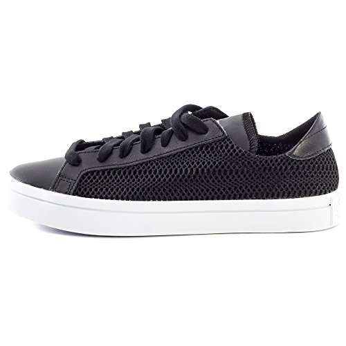 adidas Originals Damen Sneaker Court Vantage Sneakers Frauen core black/core black/ftw