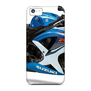 XQE21336KMSF 88caseme Awesome Cases Covers Compatible With Iphone 5c - 2009 Suzuki Gsx R750