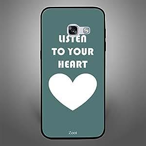 Samsung Galaxy A3 2017 Listen to your heart