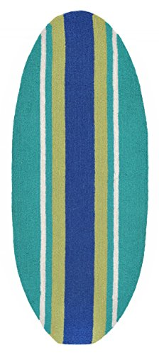 urfer Stripes Indoor/Outdoor Rug, 17.5