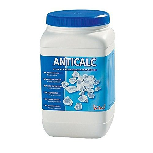 Dipra 662002 Anticalcaire polyphosphates Blanc