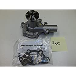 Water Pump for Case IH Tractor, replaces MM409302