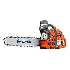 Husqvarna 460 966048324 Rancher Gas Powered Chain Saw, 24-Inch