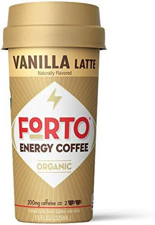Coffee Drinks: Forto Energy Coffee