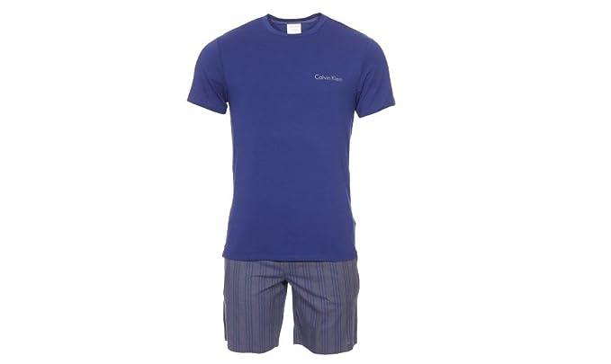 6e8502974b3 Calvin Klein Underwear - pyjama court  Amazon.fr  Vêtements et ...
