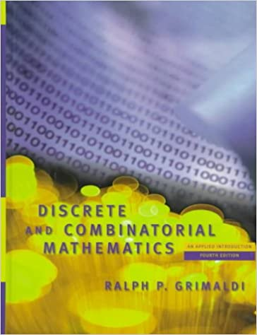 Discrete and combinatorial mathematics an applied introduction discrete and combinatorial mathematics an applied introduction 4th edition 4th edition fandeluxe Gallery
