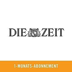 DIE ZEIT, 1 Monat