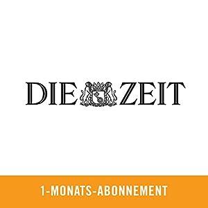 DIE ZEIT, 1 Monat Audiomagazin