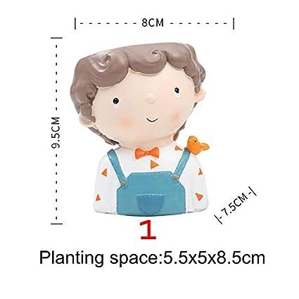 Amazon.com: Cactus Planter Best Quality - Flower Pots ...