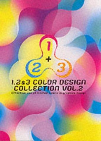 1, 2, 3 Colour Design Collection 2 (v. 2)