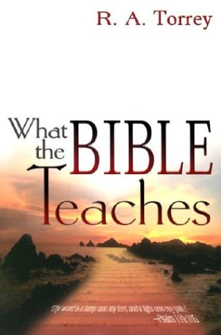 Download What the Bible Teaches ebook