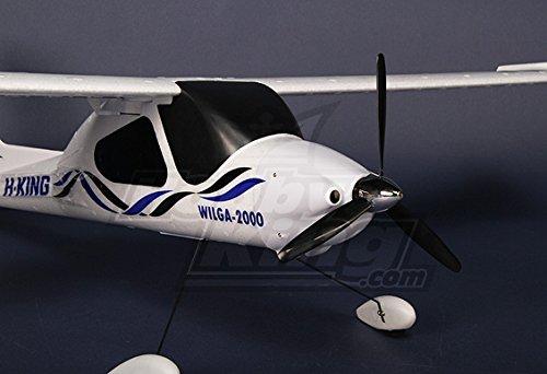 HobbyKing - Wilga-2000 Trainer EPO 1160mm (PNF) - DIY Maker