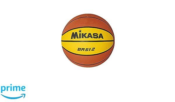 MIKASA 1060 BR 612 - Balón de Baloncesto, Color Naranja y Amarillo ...