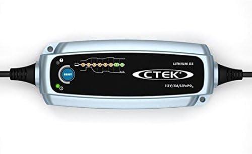 Batterieladegerät Ctek Lithium Xs Ladegerät Für Motorrad Lithium Batterien Auto