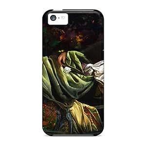 Excellent Design Dead Fantasy Phone Case For Iphone 5c Premium Tpu Case