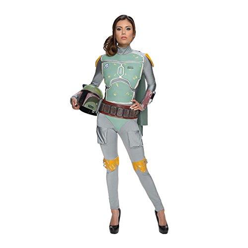 Boba Fett Female Costume - X-Small - Dress Size]()