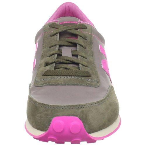 New Balance Womens Sneaker Nb410 Grigio / Rosa