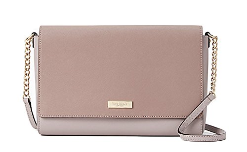 (Kate Spade New York Tilden Place Alek Leather Cross-body - Nouveaux Neutral /)