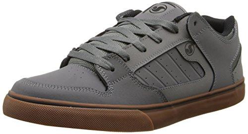 DVS Men's Militia CT Shoe,Grey/Gum Nubuck,7 M (Mens Militia Shoe)