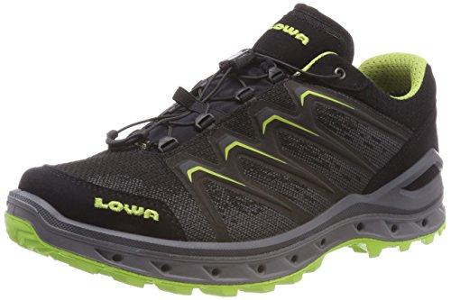 Lowa Noir Aerox Homme Randonnée Lo schwarz 9903 De Gtx Chaussures Hautes limone BAqUB