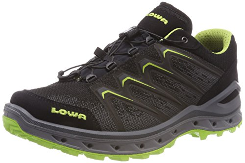 Lo Lowa Red EU Aerox Hautes Chaussures 45 9903 Schwarz Randonnée de Limone GTX Homme Noir qEBEH