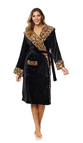 adrienne-landau-hooded-plush-robe-with-faux-fur-trim-leopard-2x