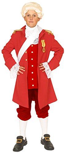 Children's King George III Kids Colonial Costume (Medium