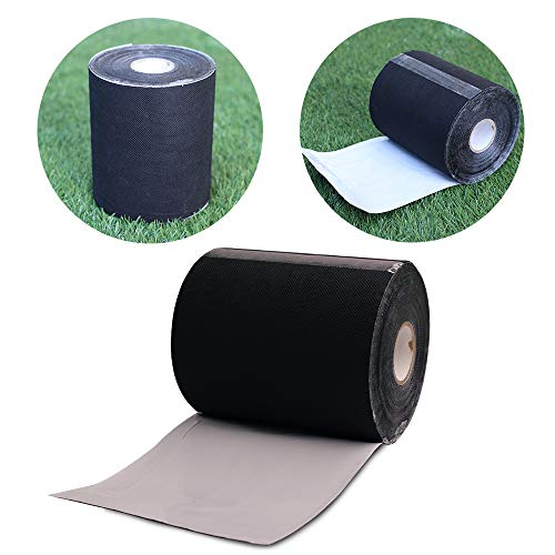 · Petgrow · Artificial Grass Tape Self Adhesive Synthetic Turf Seaming Tape for Jointing Fixing Green Lawn Mat Rug,Connecting Fake Grass Carpet 6inch X 49.2feet(15CM X -