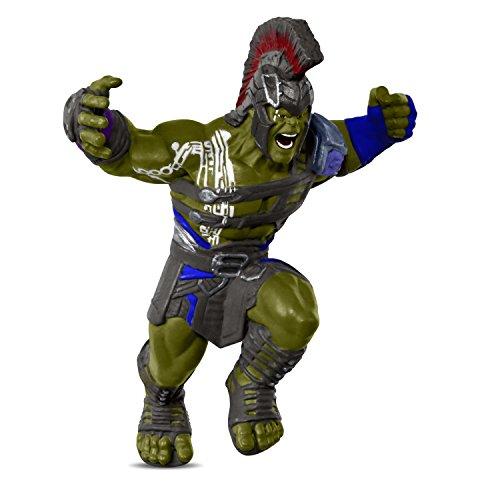 Hallmark Keepsake 2017 Thor: Ragnarok Hulk Christmas Ornament]()