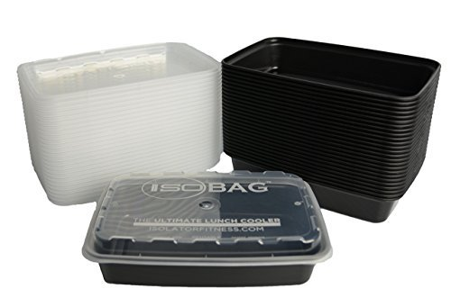 Meal Prep Containers Isolator Fitness