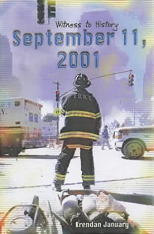 Witness to History: September 11th 2001 Hardback