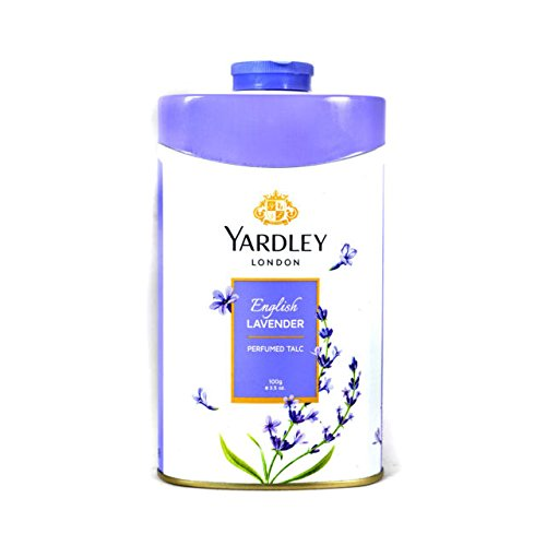 Yardley London English Lavender Perfumed Deodorizing Talc Talcum Powder 100gm Wipro Enterprises Ltd.