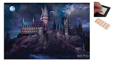 harry potter hogwarts poster