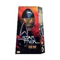 """El embajador andoriano Shiras de 12 """"visto en Star Trek: la serie original - The Aliens & Adversaries Edition - Primero en una serie"""