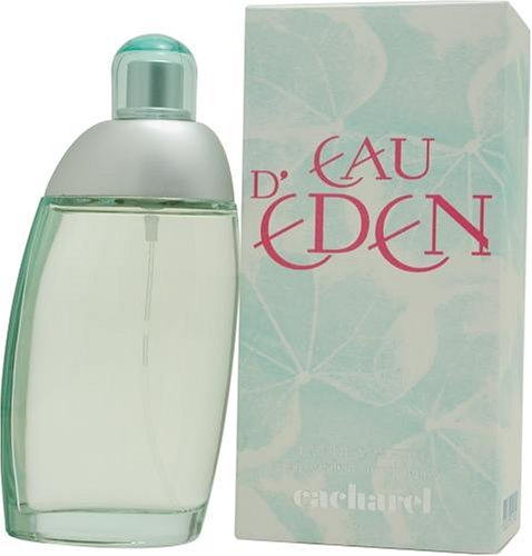 Eau De Eden By Cacharel For Women. Eau De Toilette Spray 3.3 Ounces