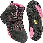 Mountain Warehouse Edinburgh Vibram Youth Boots - Kids Summer Shoes