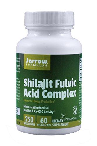 Jarrow Formulas Shilajit Capsules Industries