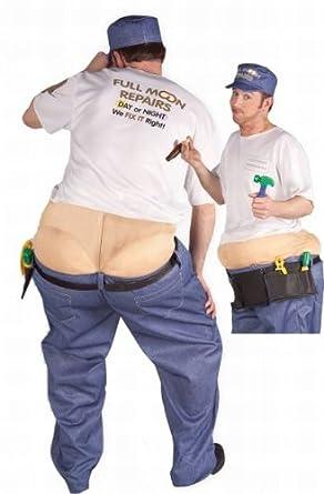 The purpose plumber butt crack speaking