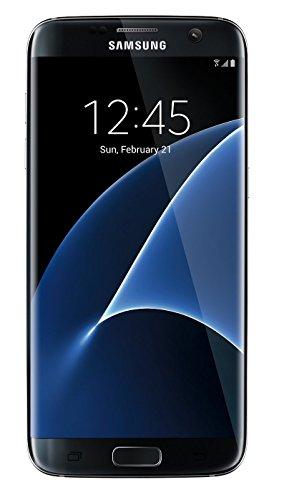 Samsung Galaxy S7 Edge SM-G935V Verizon 4G LTE Smartphone W/ 12MP Camera - Black Onyx (Renewed)
