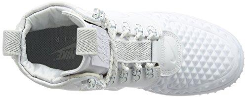 Nike Mens Lf1 Duckboot 17 Prm Scarpe Casual Bianche