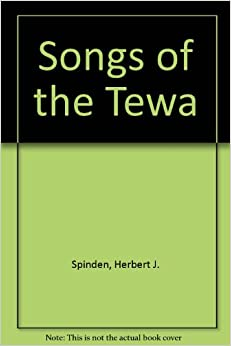 Book Songs of the Tewa