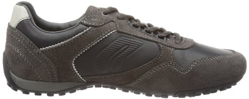 best prices cheap price Geox Mens U Snake Q Low Schwarz (C9355black/Mud) largest supplier clearance cheap price Y38bvXOv4